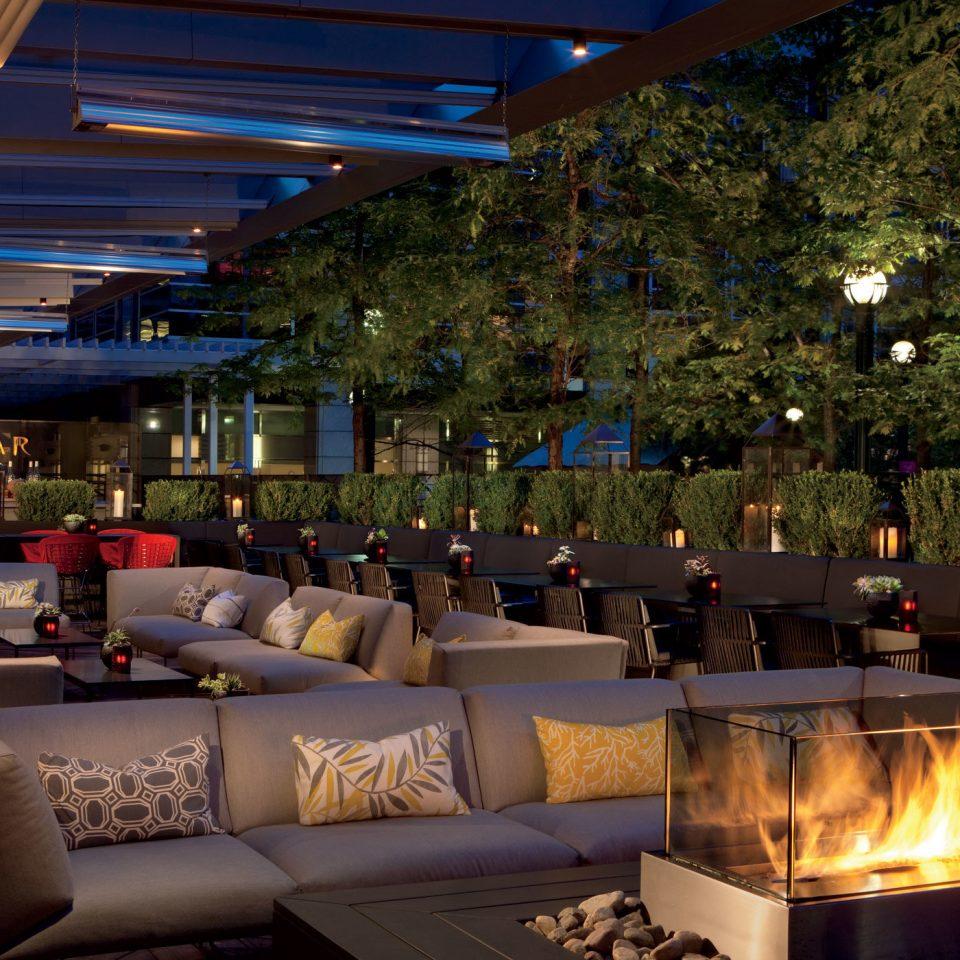 lighting Lobby restaurant