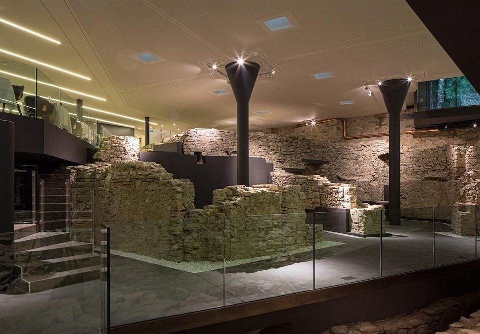 Lobby lighting tourist attraction