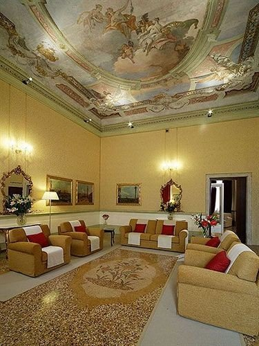 property Lobby living room mansion palace