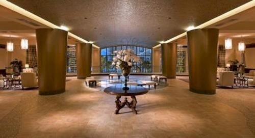 property Lobby mansion recreation room living room