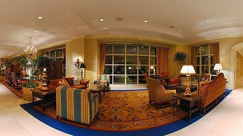Lobby property living room mansion