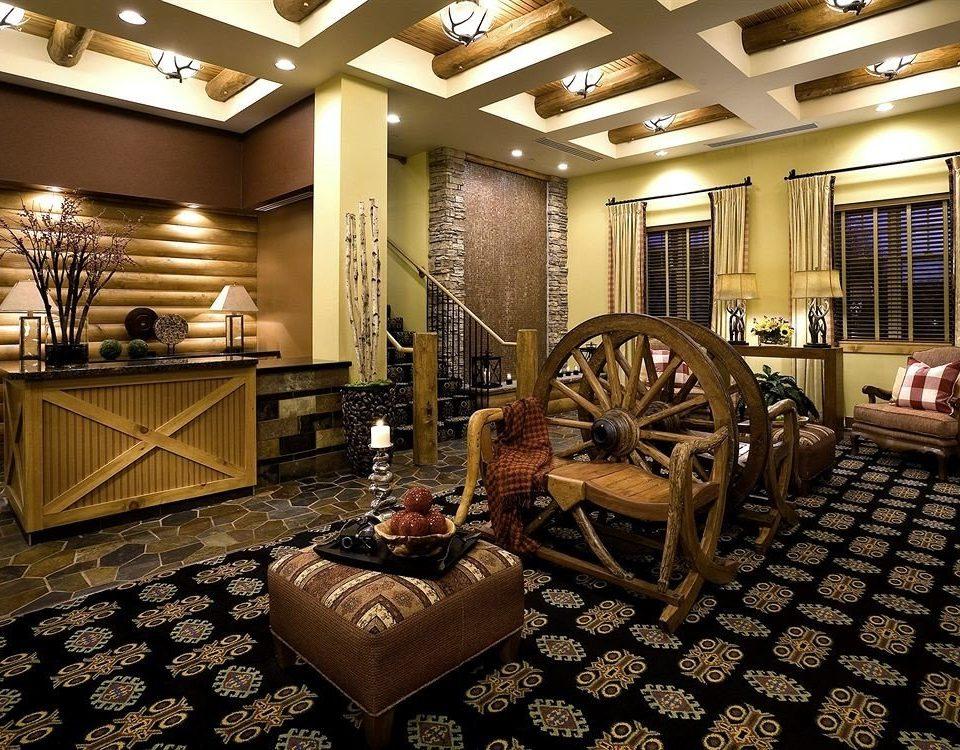 Lobby screenshot living room mansion