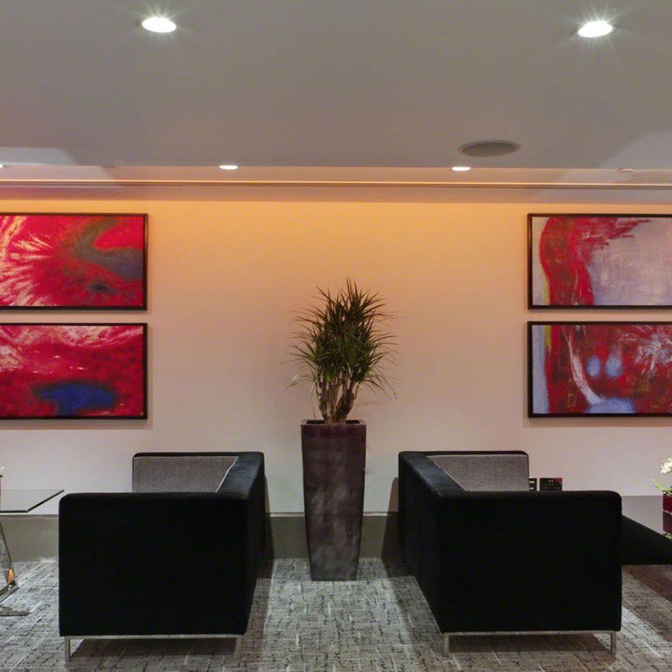 property Lobby living room
