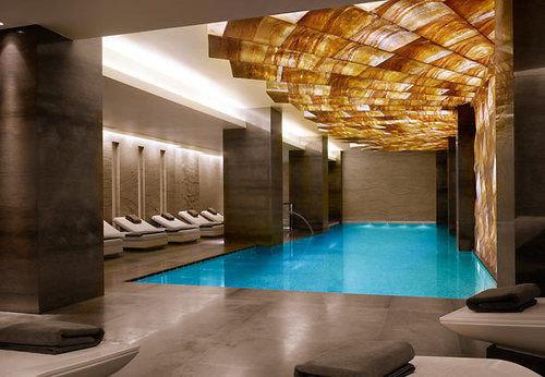 property swimming pool Lobby living room