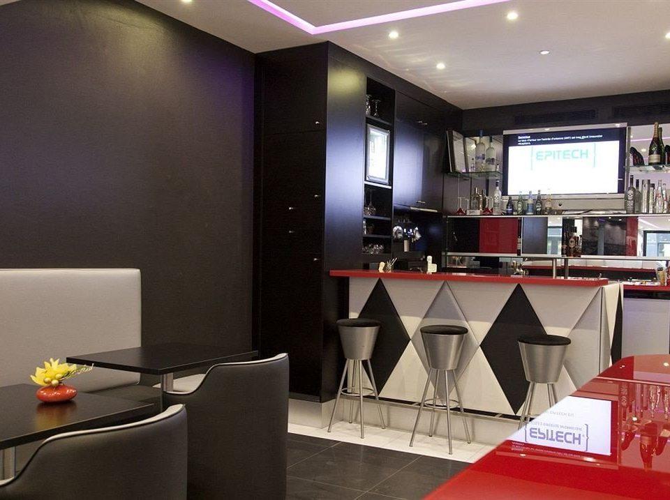 Lobby restaurant living room