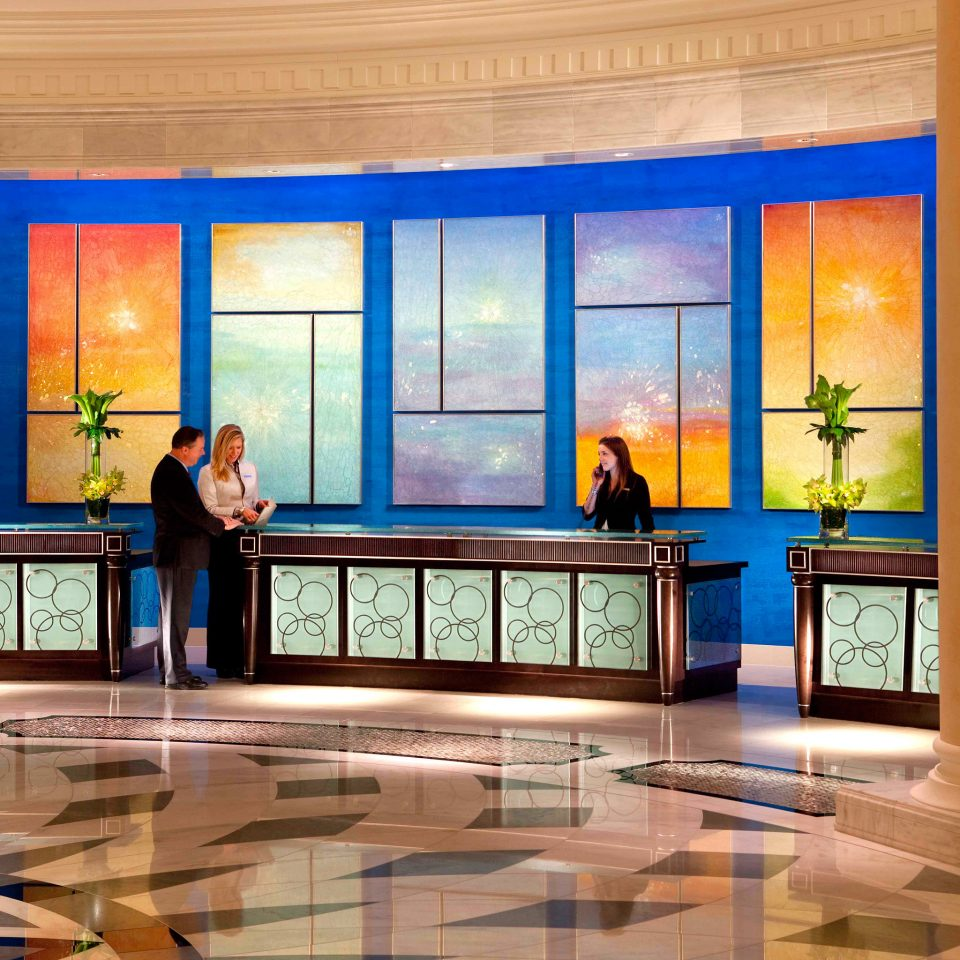 Lobby Lounge building modern art living room home tourist attraction art gallery glass