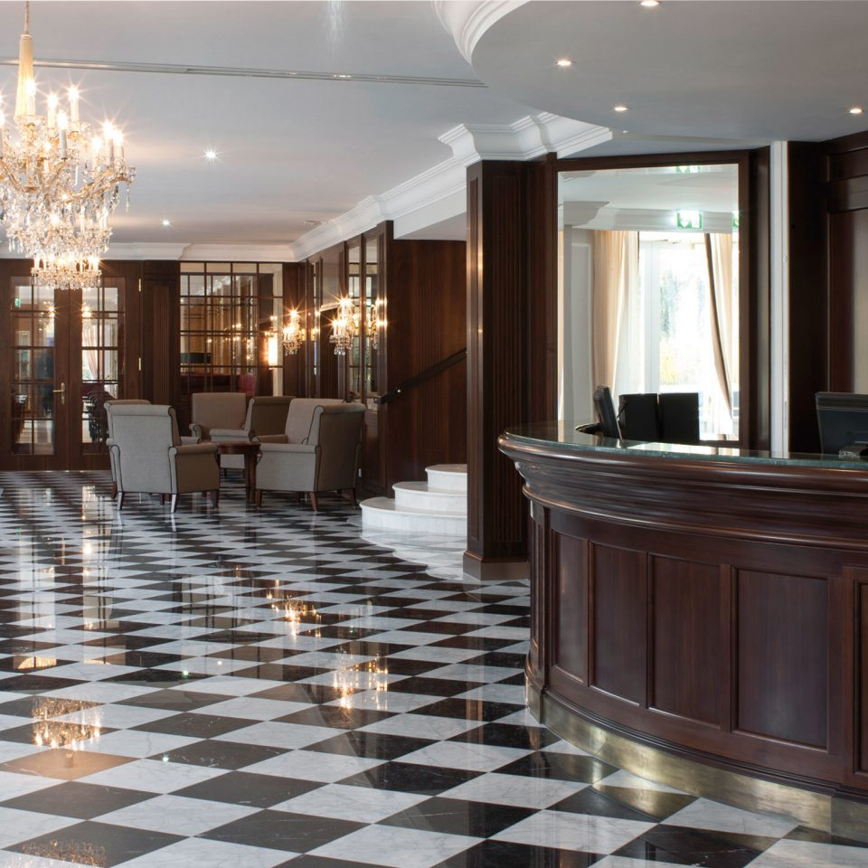 Lobby Lounge property function hall flooring restaurant mansion condominium ballroom