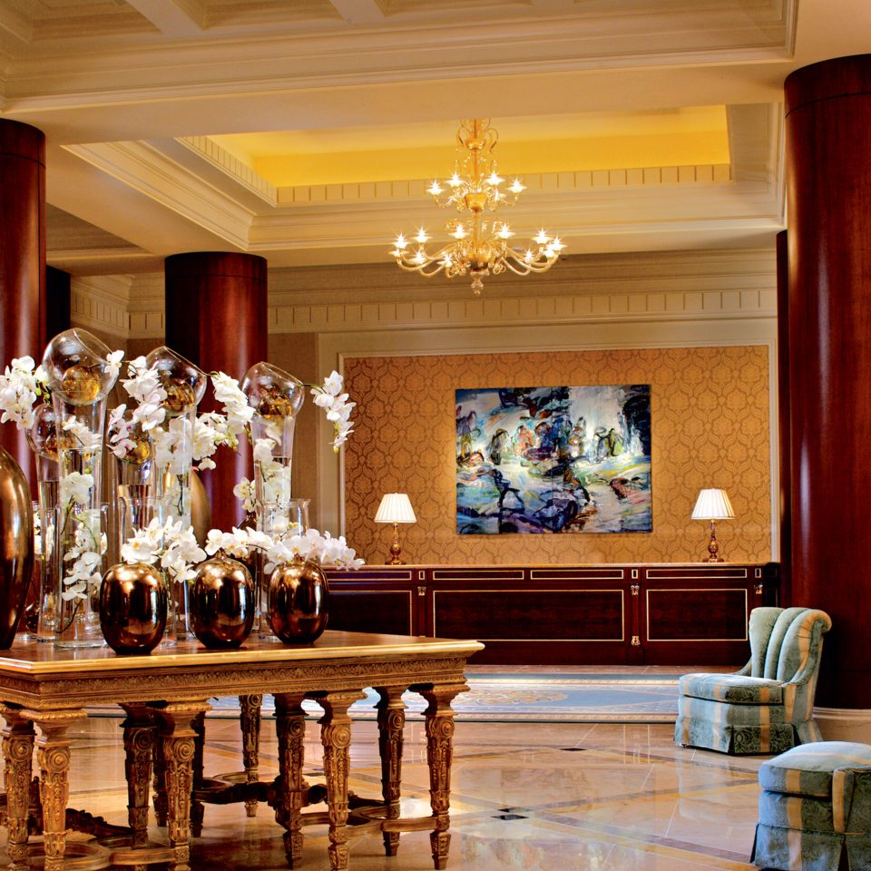 Lobby Lounge Luxury function hall ballroom restaurant palace