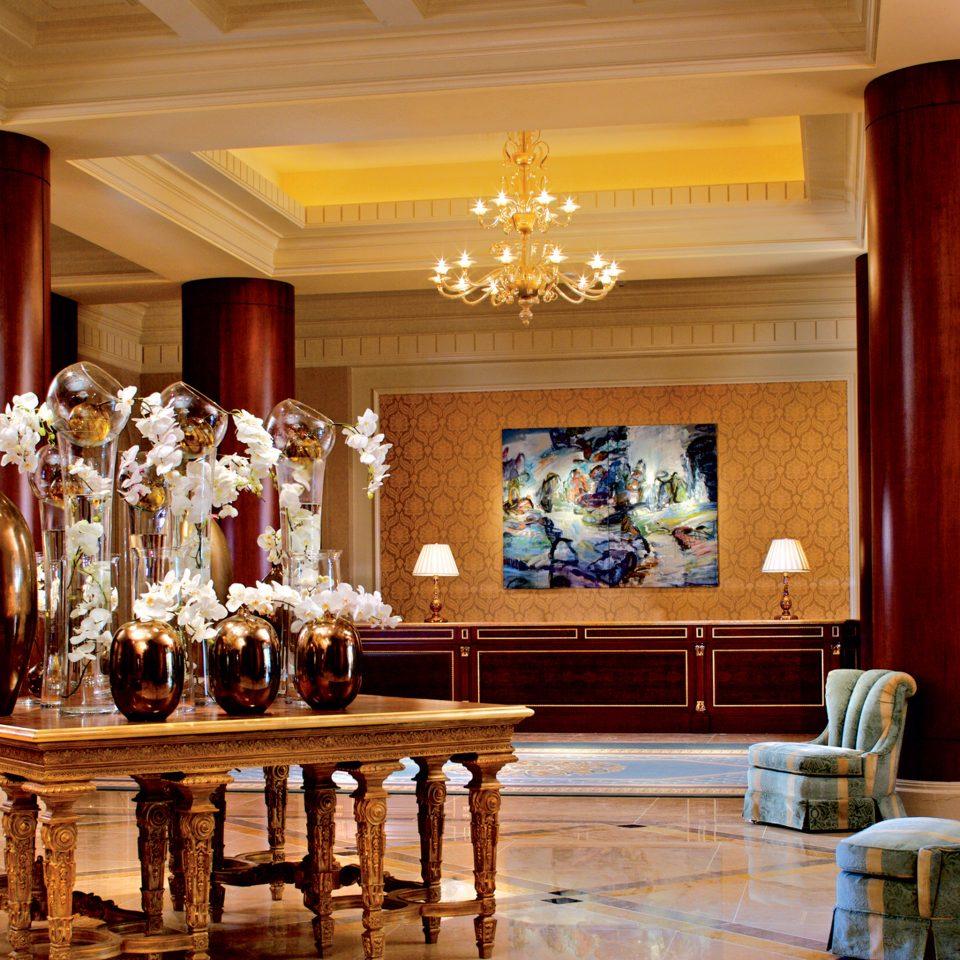 Lobby Lounge Luxury function hall ballroom restaurant palace