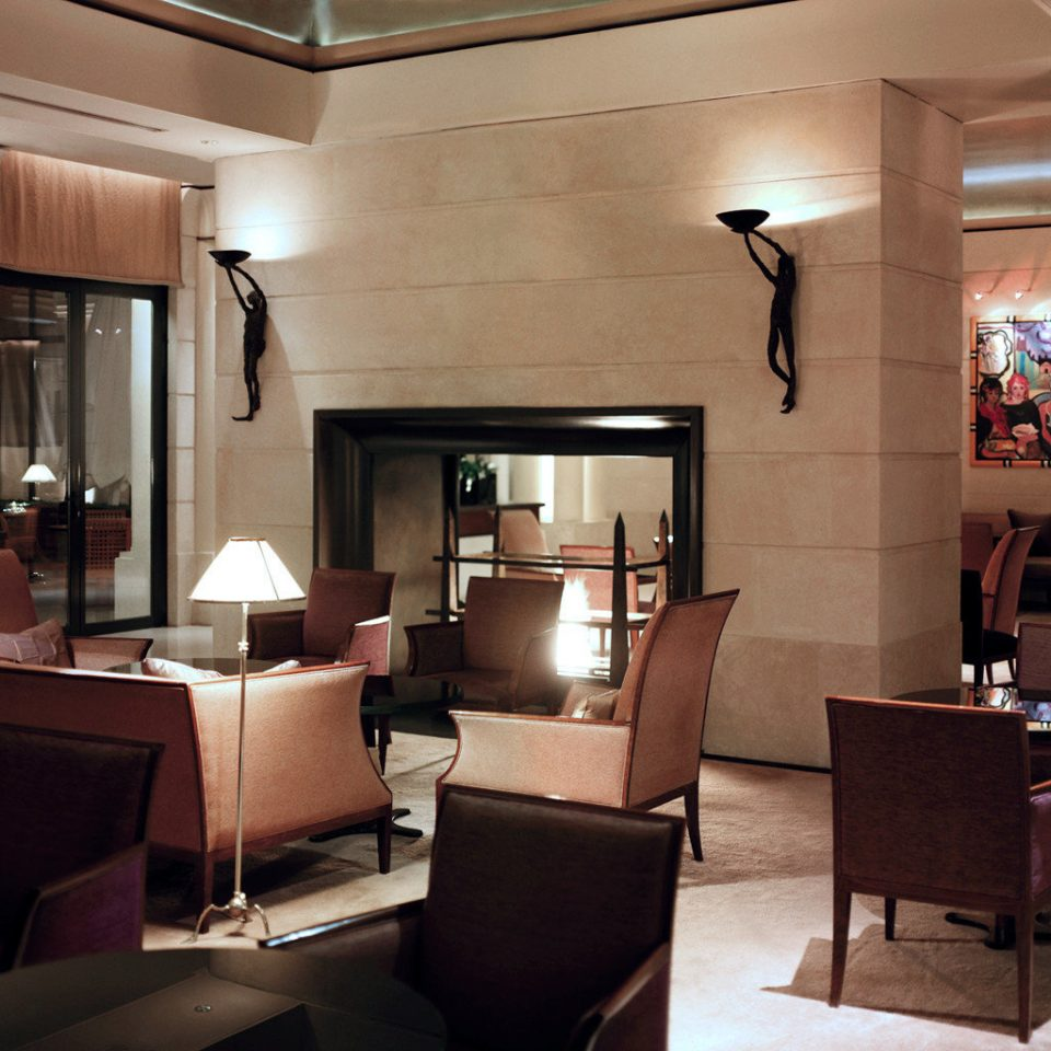 Lounge Luxury property Lobby restaurant living room lighting home condominium