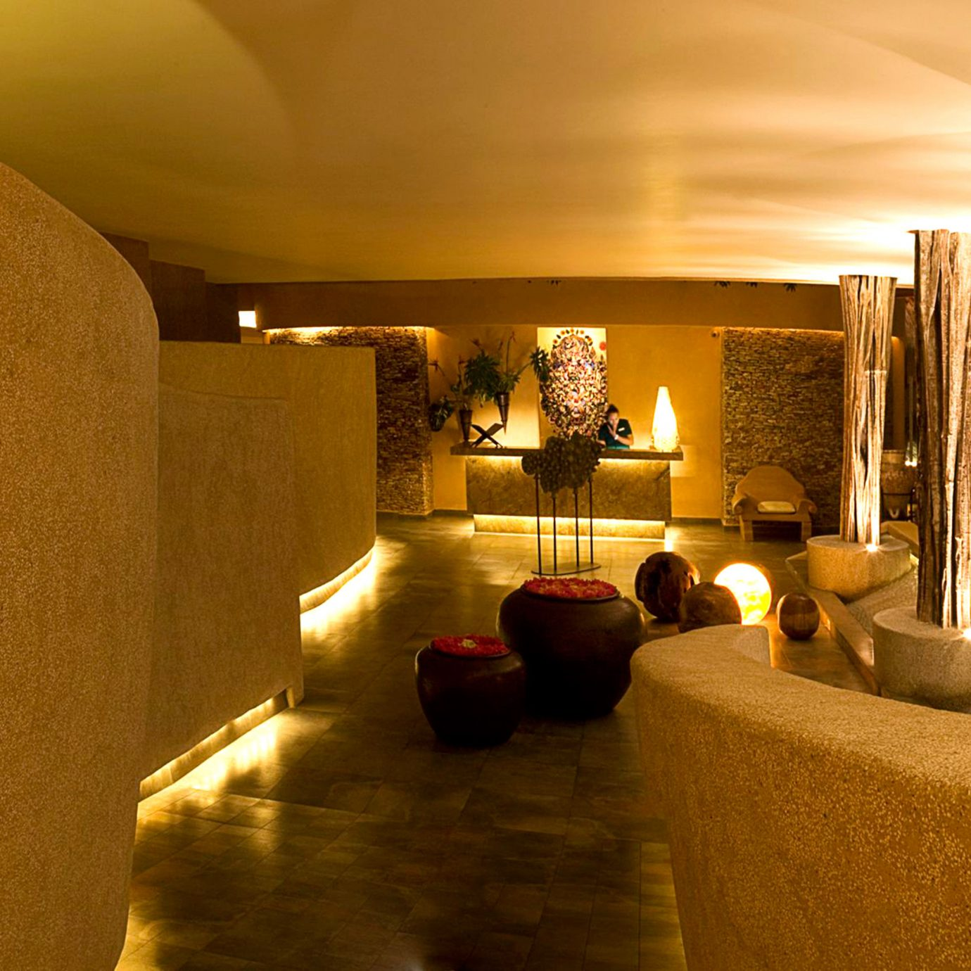 Lounge Luxury house home Lobby hacienda