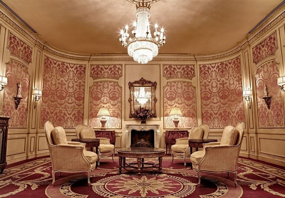 Lounge Luxury living room mansion palace Lobby synagogue