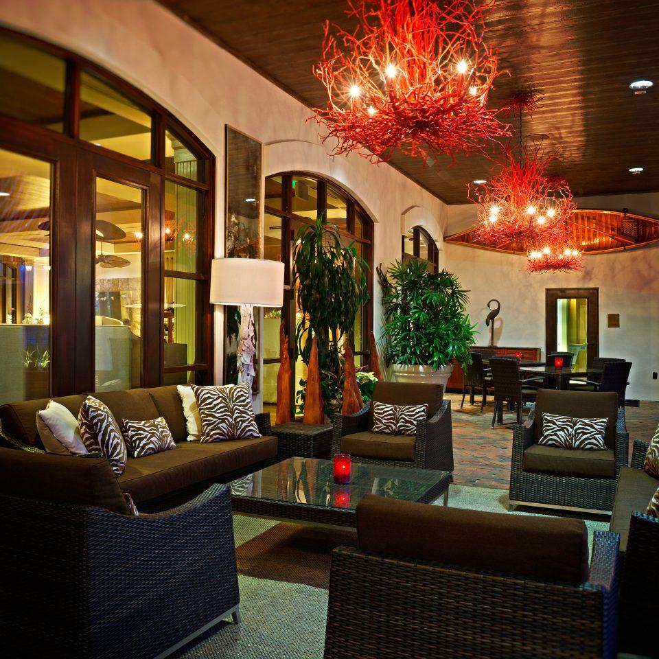 Lounge Luxury Modern living room Lobby home Resort restaurant