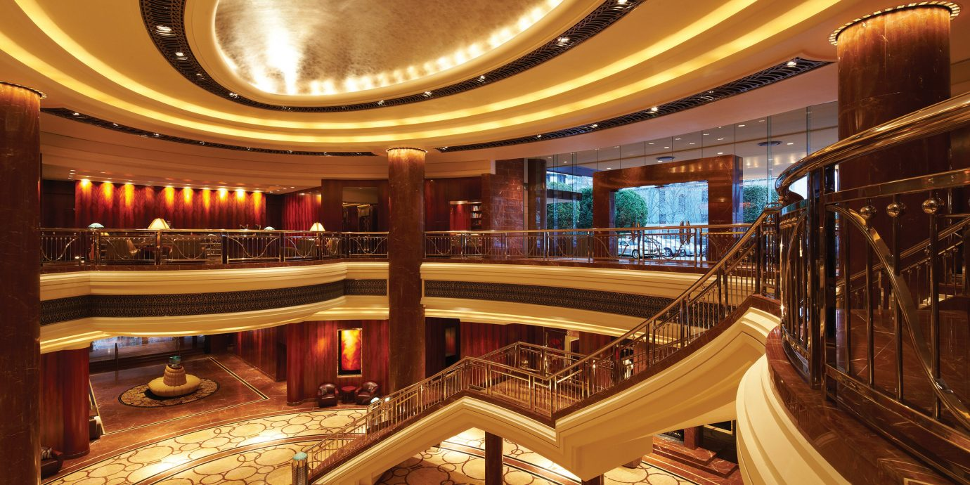 Lobby Lounge Luxury Modern opera house