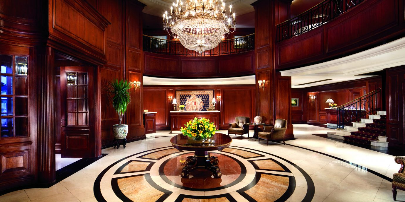 Lobby Lounge Luxury Modern building mansion home