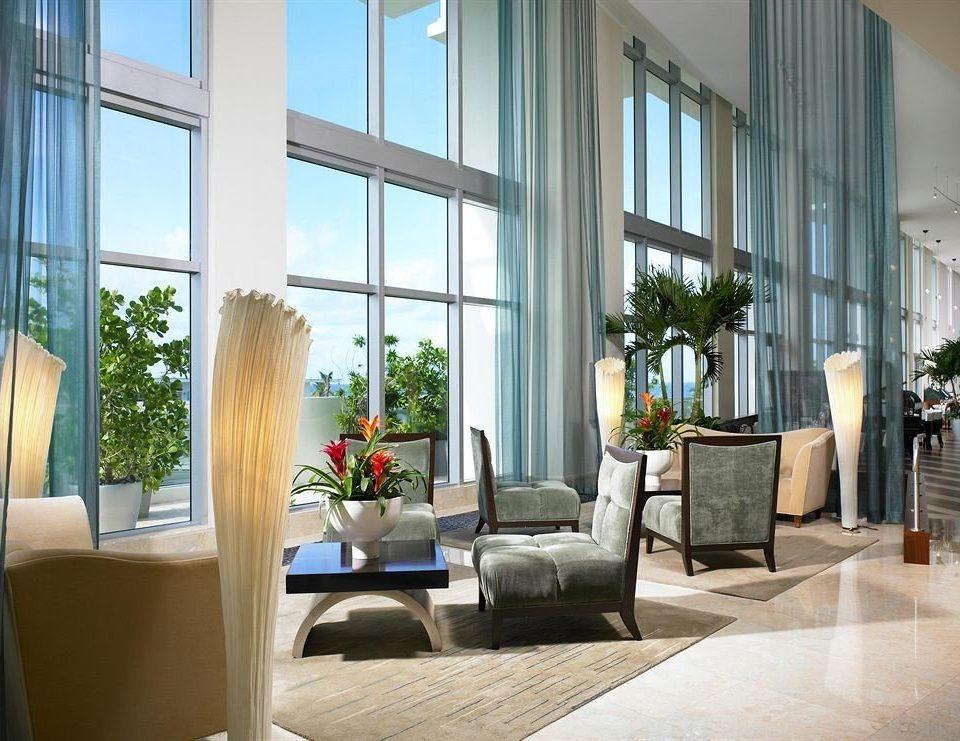 Lounge Luxury Modern property condominium living room building home Lobby flooring