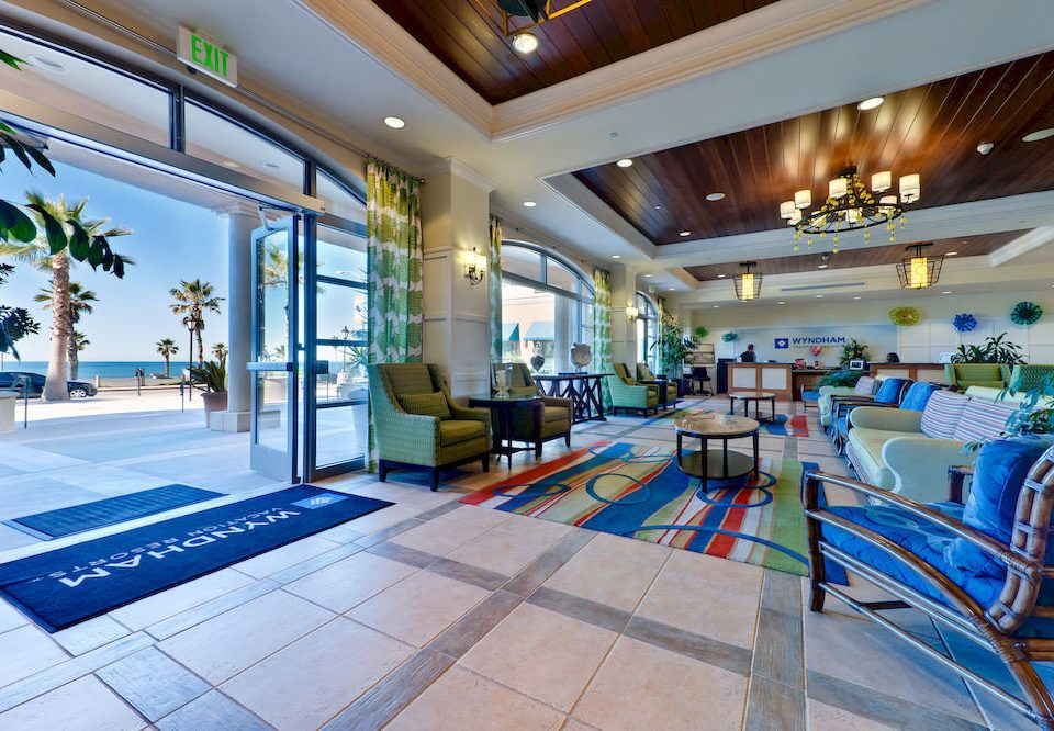 Lounge Luxury Modern leisure building shopping mall leisure centre Lobby Resort convention center retail