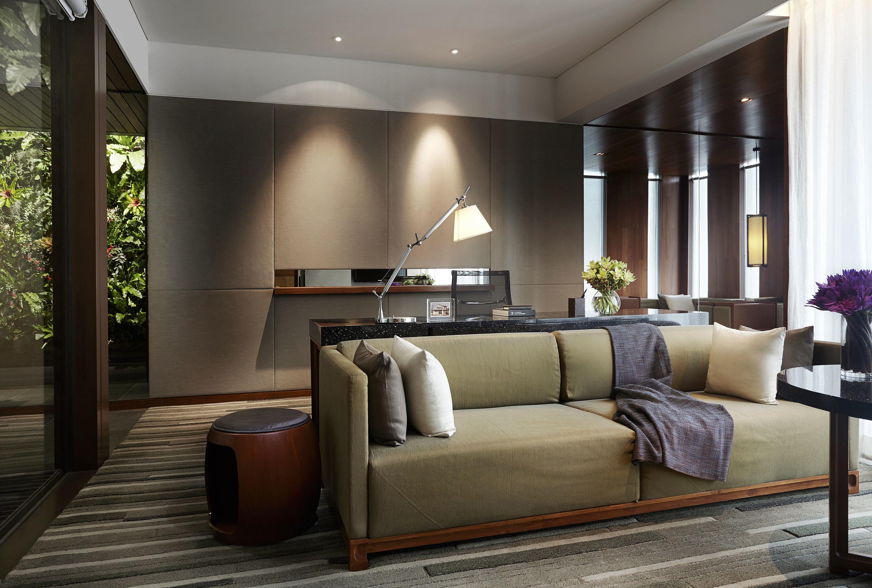 Lounge Luxury Modern sofa living room property home Lobby condominium nice Suite