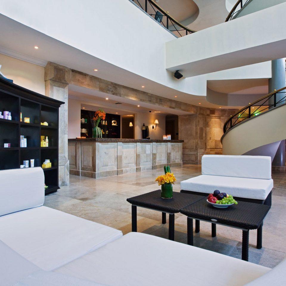 Lobby Lounge Luxury Modern property living room condominium home Villa Resort