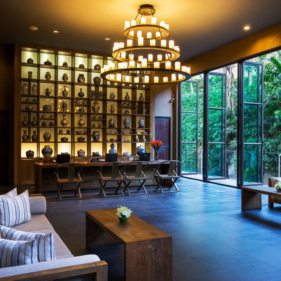 Lounge Luxury Modern Scenic views property building Lobby house home living room condominium Resort restaurant mansion