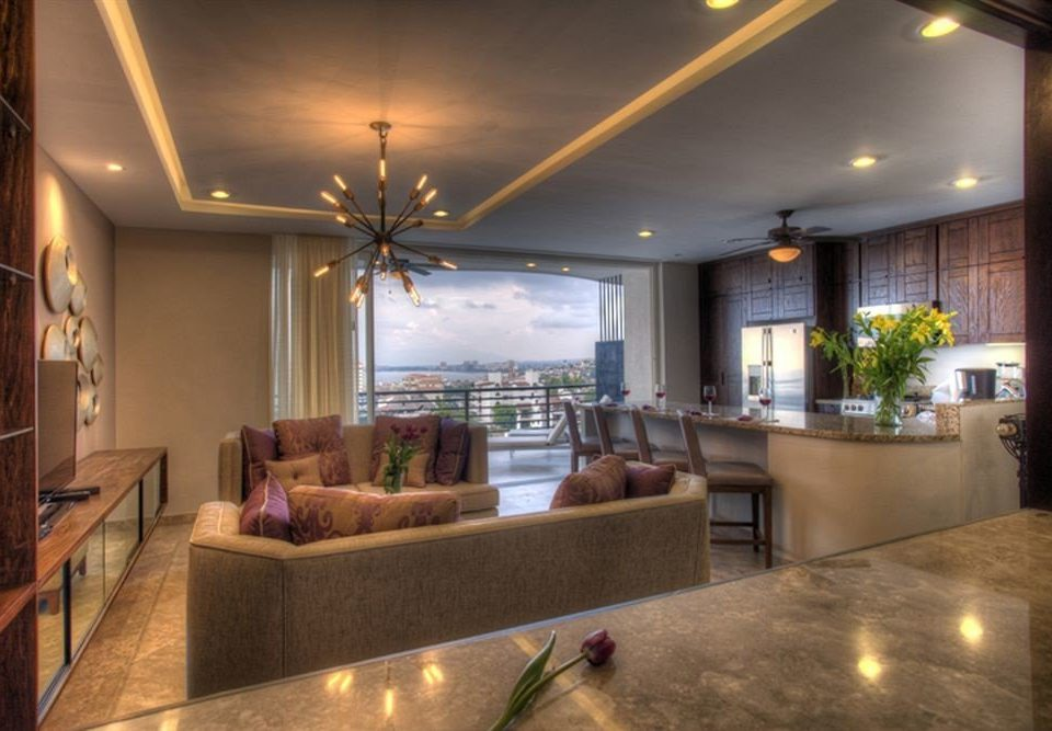 Lounge Luxury Modern Scenic views property Lobby living room home lighting condominium Villa