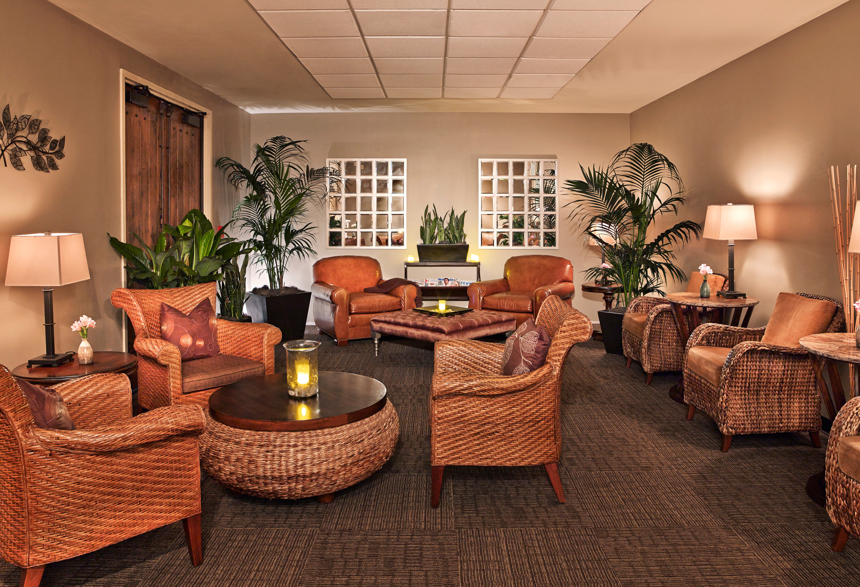 Lounge Luxury Resort Spa Wellness living room property chair Suite Lobby home