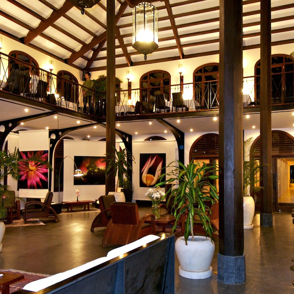 Lobby Lounge Luxury Resort building restaurant tourist attraction