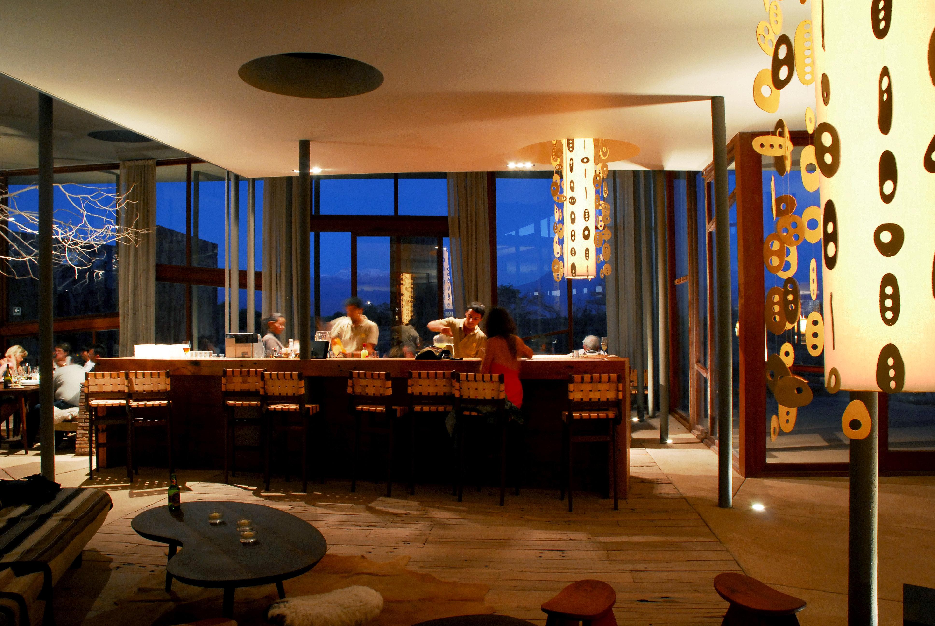 Lounge Luxury Scenic views restaurant Lobby