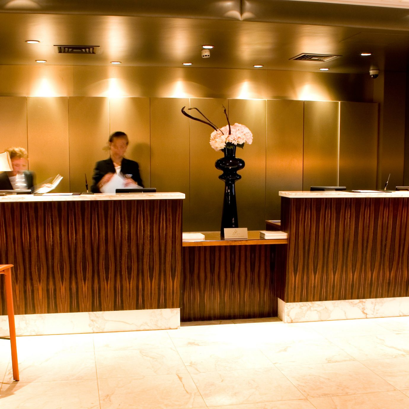Lobby Lounge Modern function hall restaurant conference hall auditorium theatre
