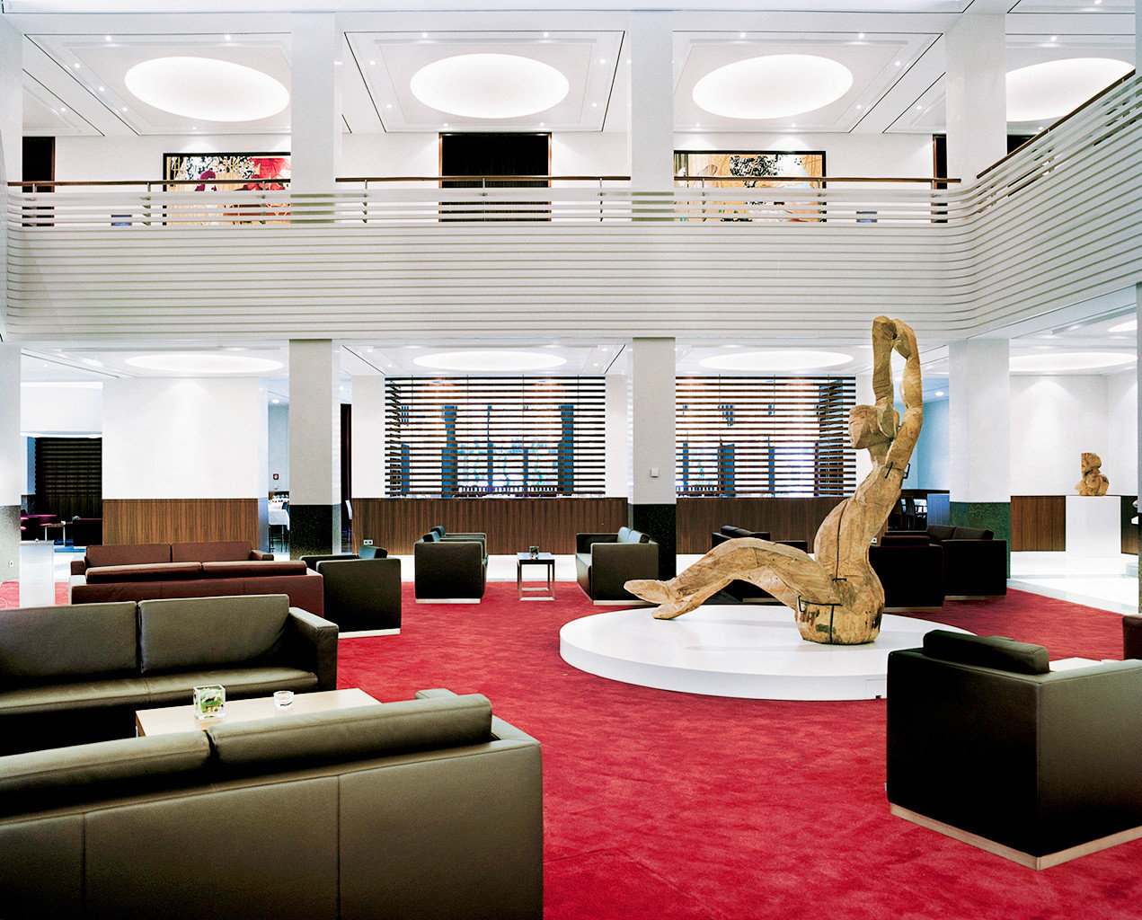 Lounge Modern sofa living room conference hall Lobby waiting room condominium