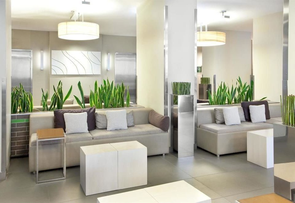 Lounge Modern property condominium Lobby living room waiting room lighting home office