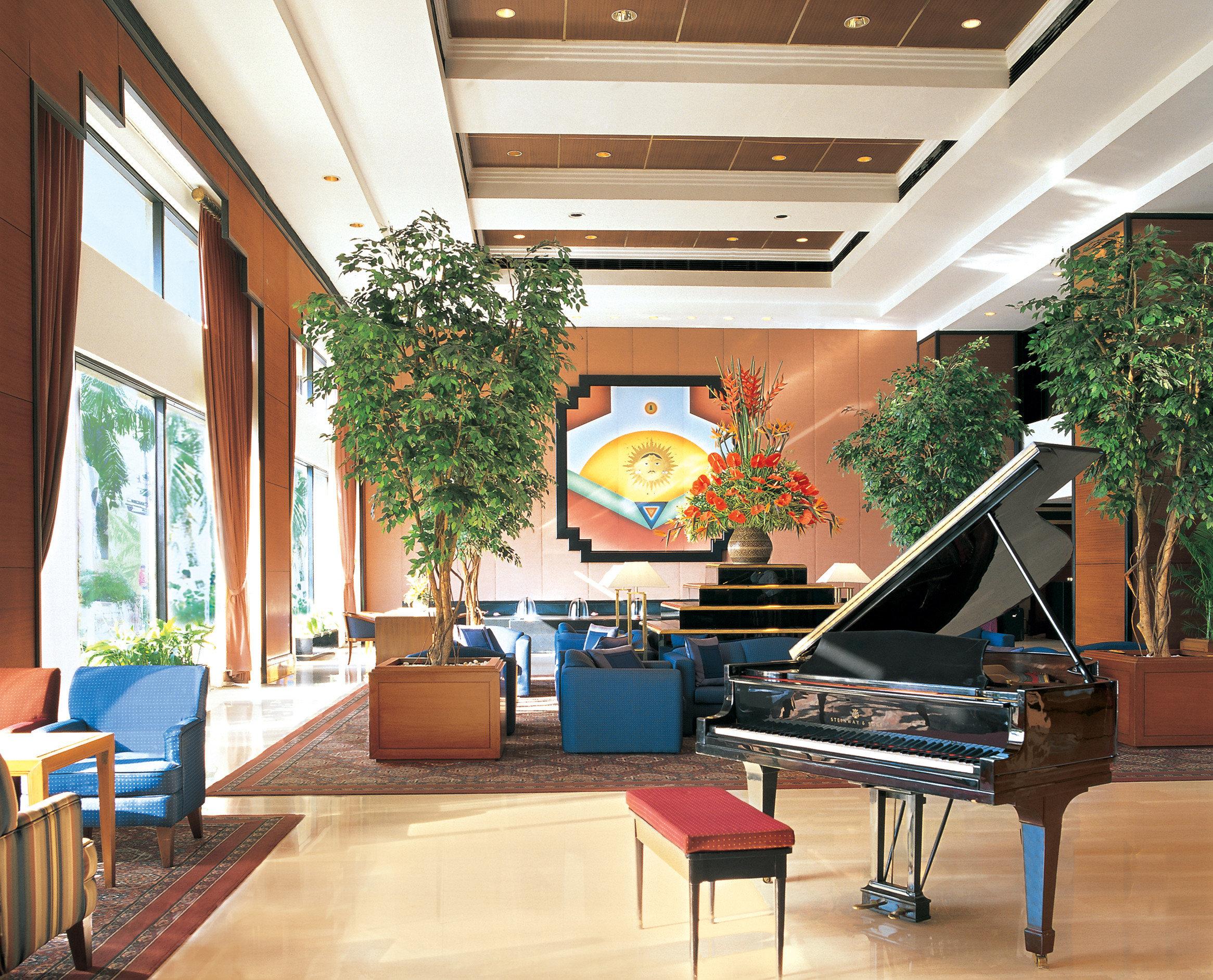 Lounge Modern property living room home recreation room Lobby