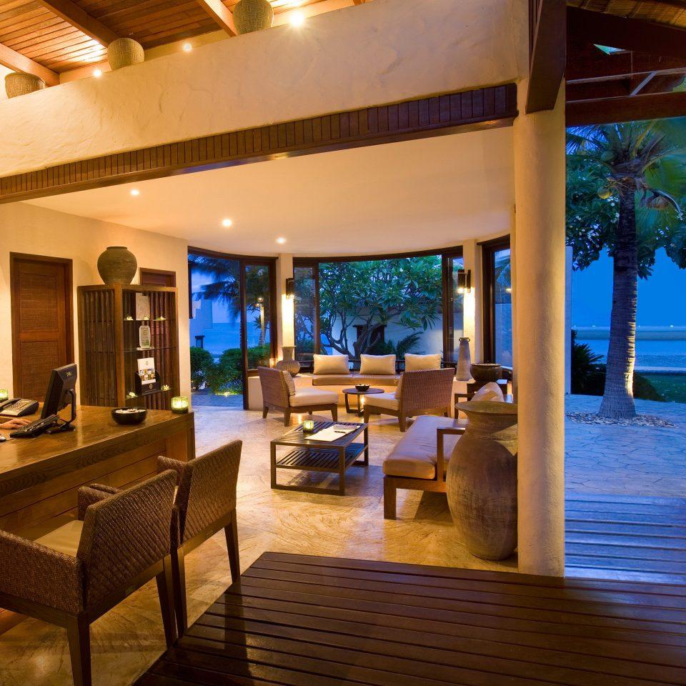 Lobby Lounge Modern Resort property leisure restaurant Villa
