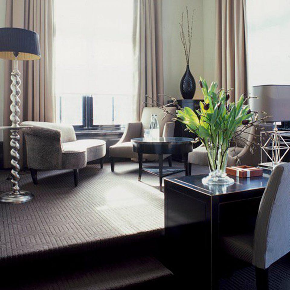 Lounge Modern living room chair property condominium home Lobby Suite flooring lamp