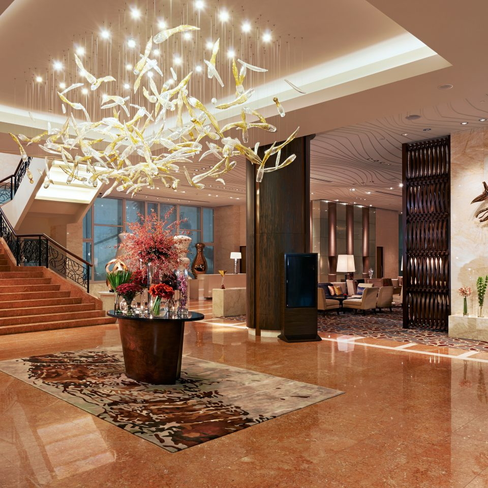 Lobby Lounge Resort property building home living room mansion flooring ballroom hall stone