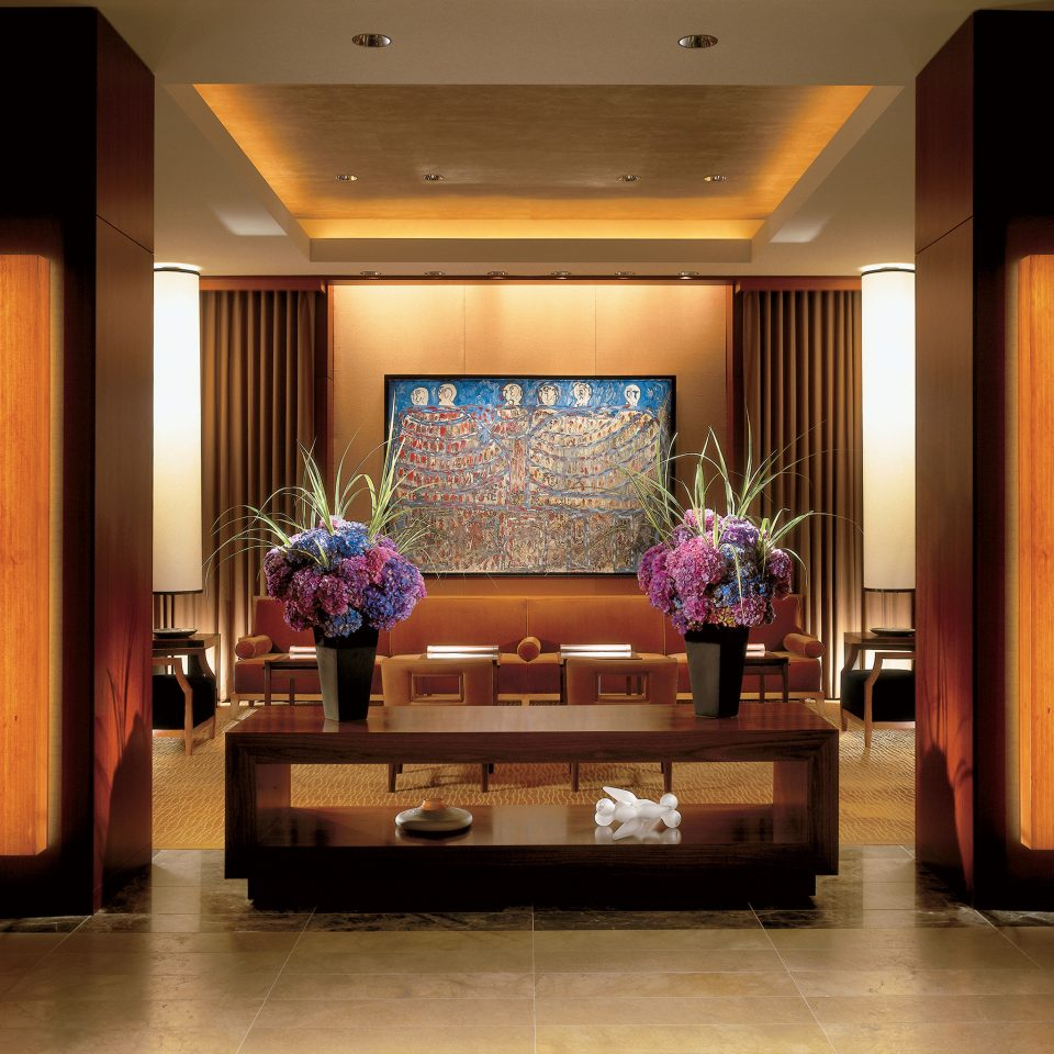 Lobby Lounge living room home Suite lighting mansion cabinetry