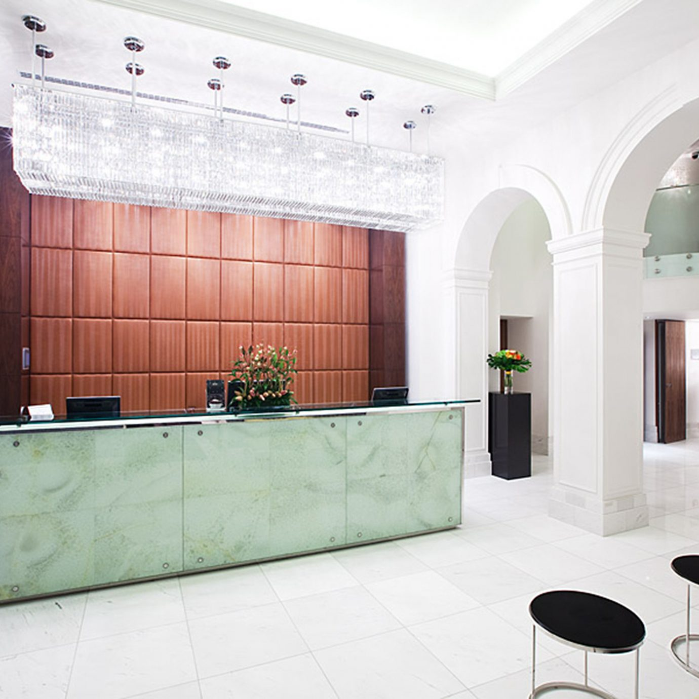 Lobby Luxury Modern living room office