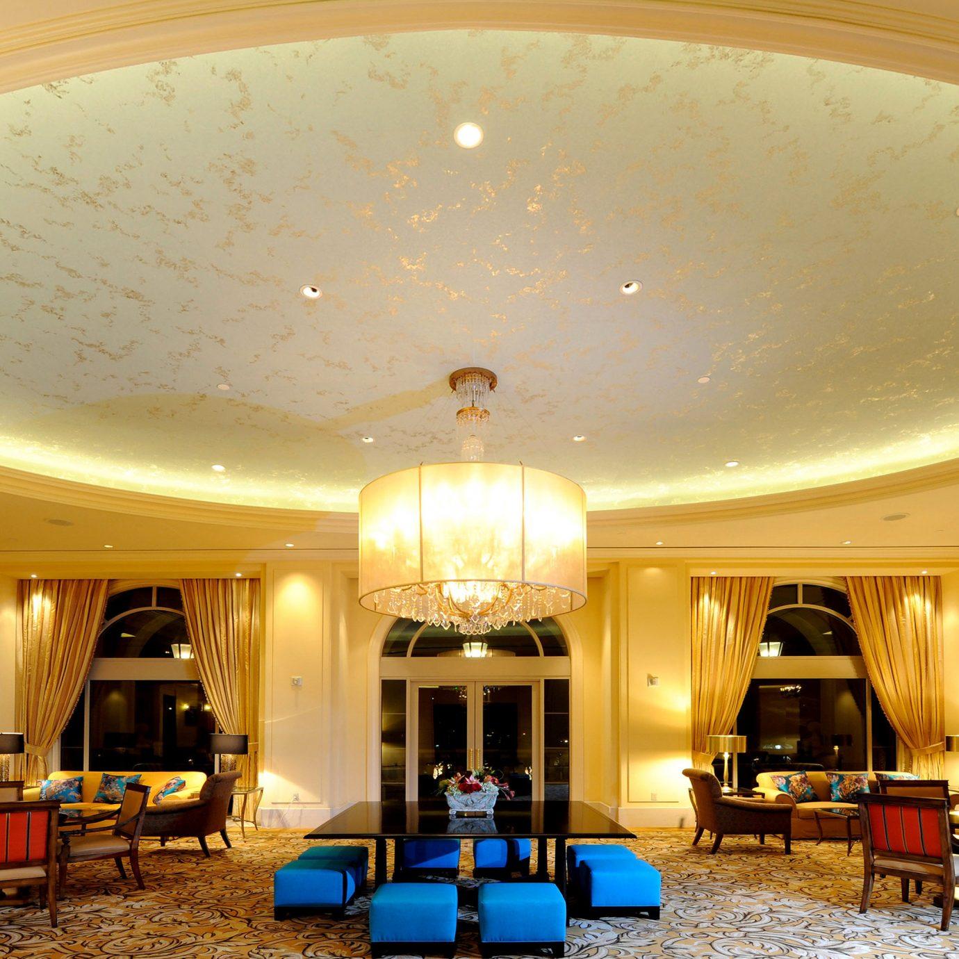 Lobby Luxury Modern Resort function hall convention center ballroom conference hall