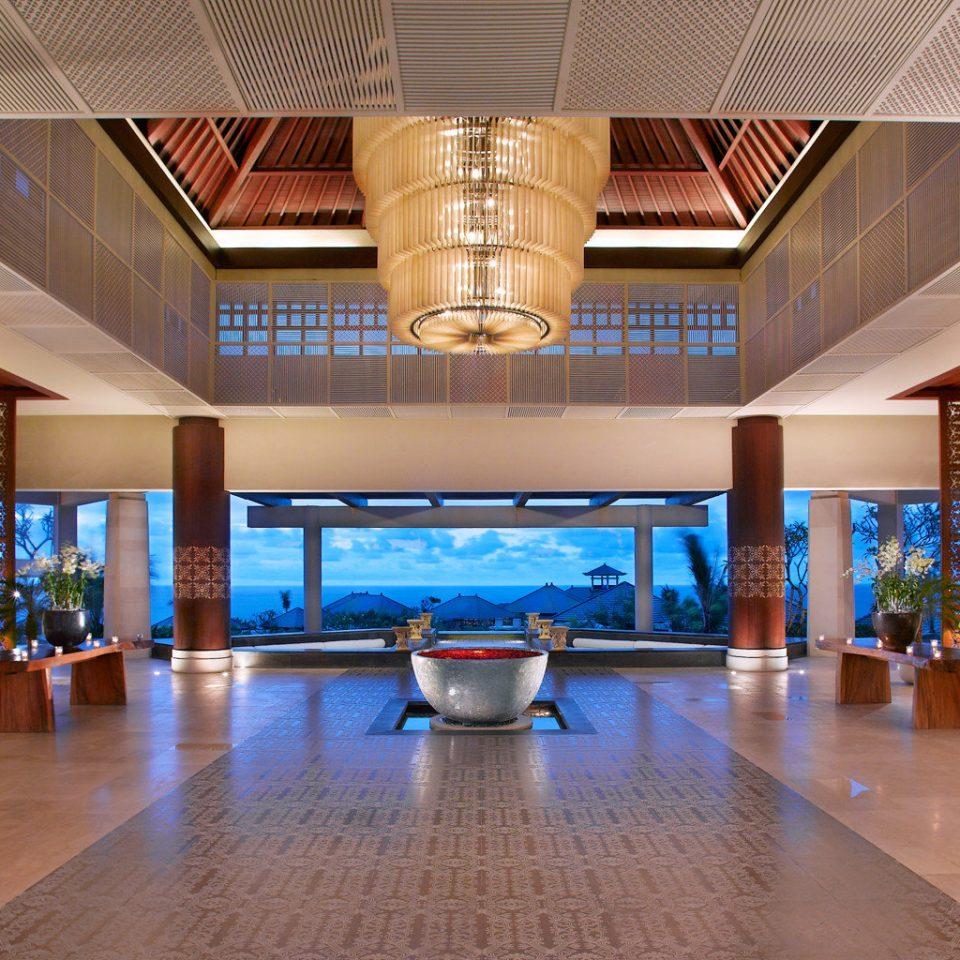 Lobby Luxury Resort convention center shopping mall function hall