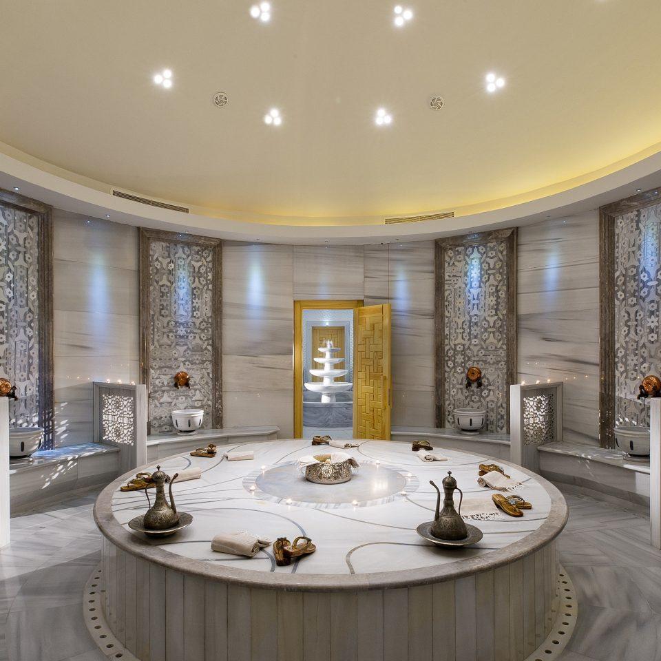 Luxury Romantic Lobby lighting living room mansion function hall counter ballroom Suite