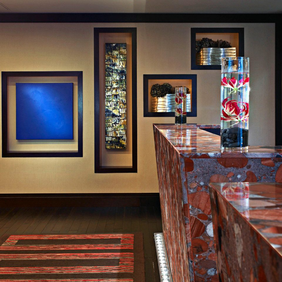 Lobby Modern home living room art tourist attraction