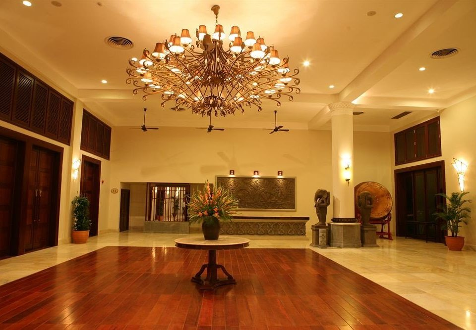 Lobby home hall ballroom function hall wood flooring living room tourist attraction flooring hard flat Modern