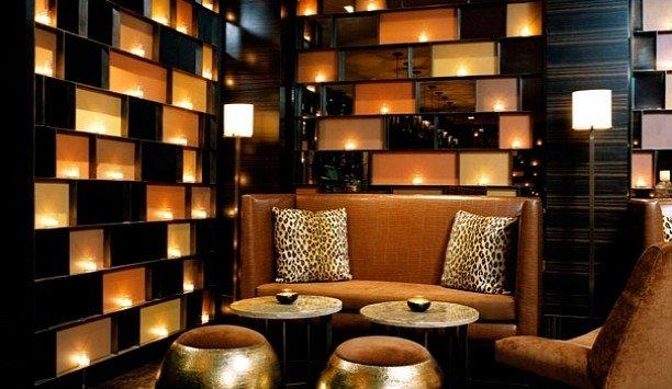 Lobby lighting living room interior designer restaurant café Modern basement