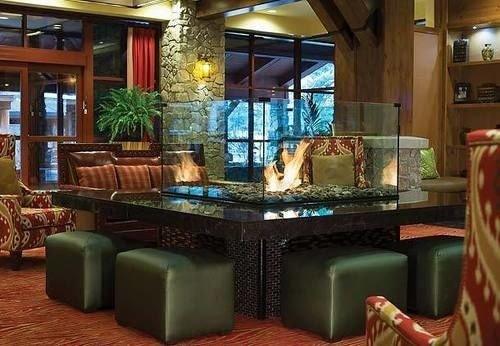 sofa recreation room property living room billiard room Lobby home mansion screenshot leather Modern dining table