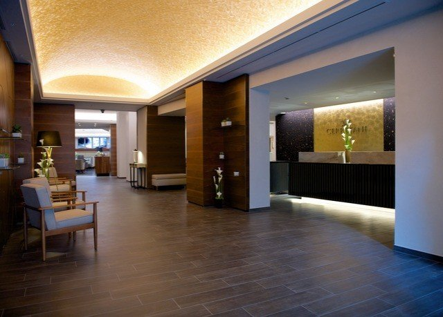 Lobby building property living room flooring Modern