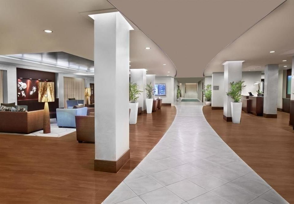 building property Lobby flooring hard headquarters Modern