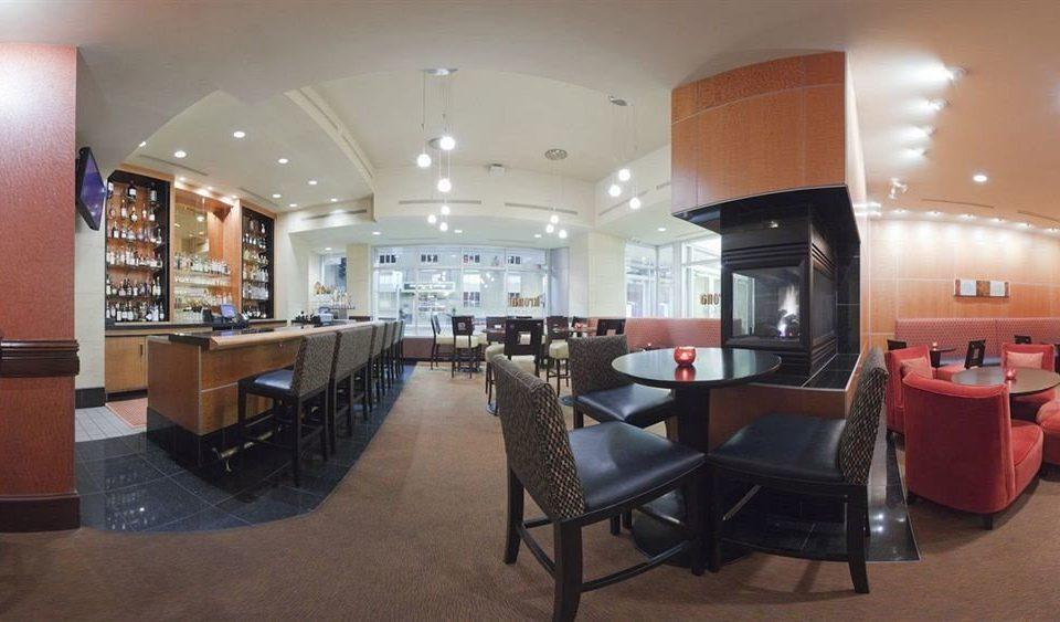 chair property Lobby restaurant Modern