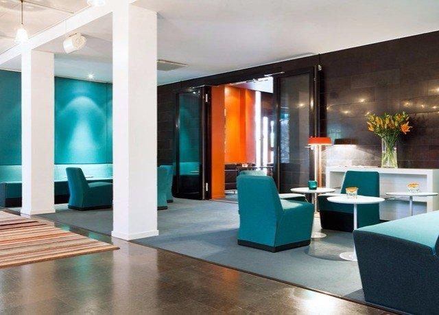property Lobby lighting living room condominium headquarters professional Modern