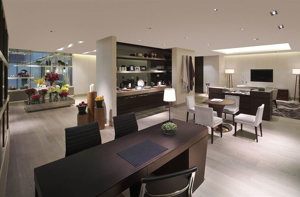 property condominium living room home lighting Lobby Modern