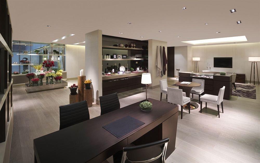 property condominium living room home lighting Lobby Modern